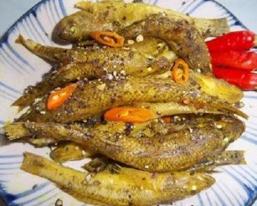 Cách làm cá bống kho tiêu đơn giản cực ngon không kém người Hà Nội