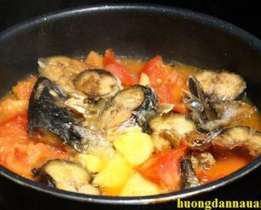 Cách làm cá nục kho cà chua và dứa đơn giản nhưng ngon tuyệt