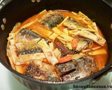 Cách làm cá nục kho măng thơm ngon đậm đà mà không hề bị tanh