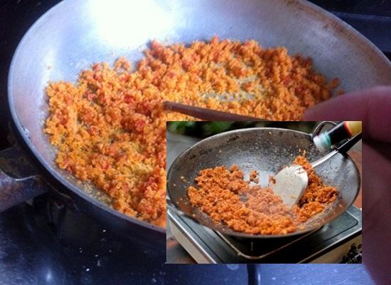 Cách làm muối ớt tôm hình 3