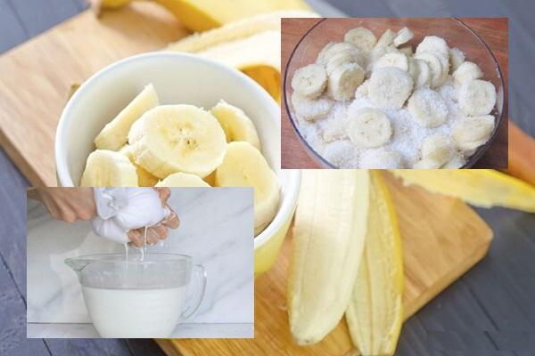 Cách làm bánh chuối nướng hình 2