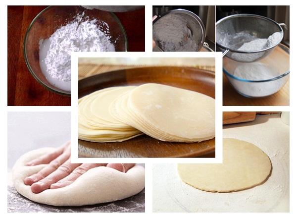 Cách làm bánh gối hình 2