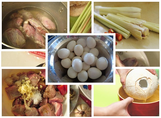 Cách nấu bò kho tàu hình 2