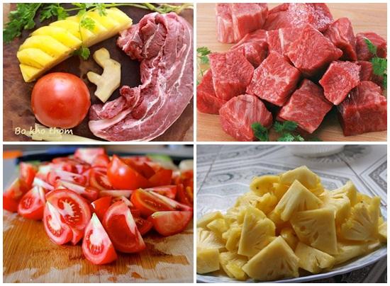 Cách nấu bò kho thơm hình 2