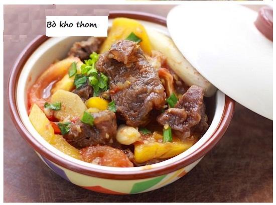 Cách nấu bò kho thơm hình 4