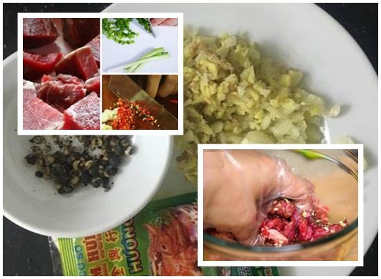 Cách nấu bò kho tiêu hình 2