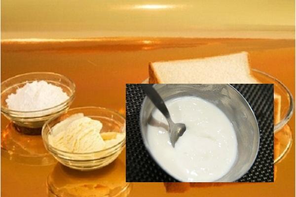 cách làm kem chiên hình 1