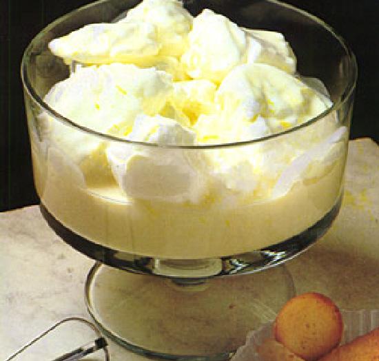 Cách làm kem trứng hình 1