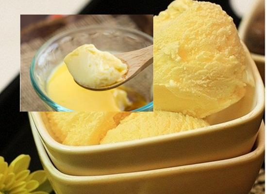 Cách làm kem trứng hình 4