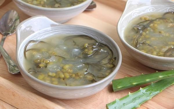 Cách nấu chè đậu xanh-1
