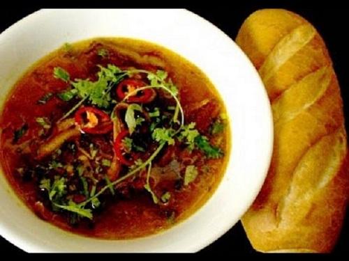 Cách làm súp lươn hình 1