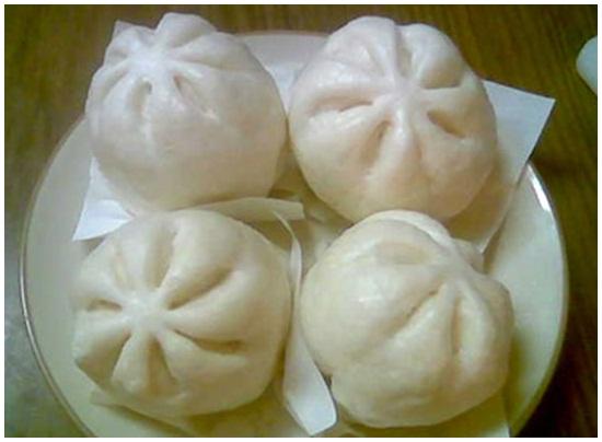 Cách làm bánh bao bằng bột mì và bột nở hình 5