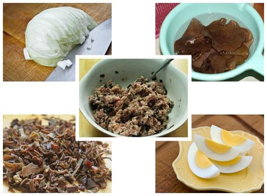 Cách làm bánh bao gạo lứt hình 2