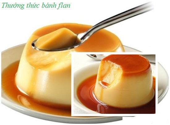 Cách làm bánh flan bằng sữa tươi không đường hình 4
