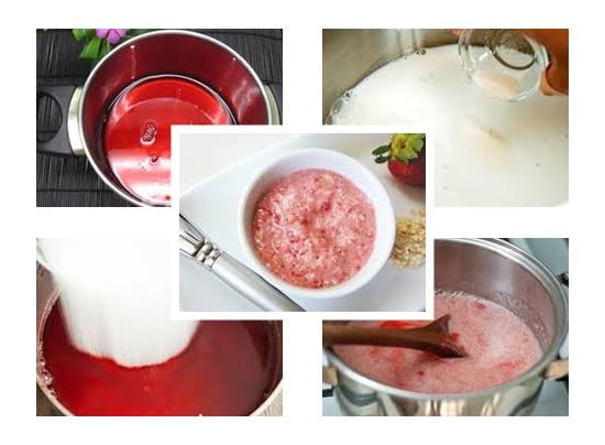 Cách làm bánh flan cho người ăn chay hình 2