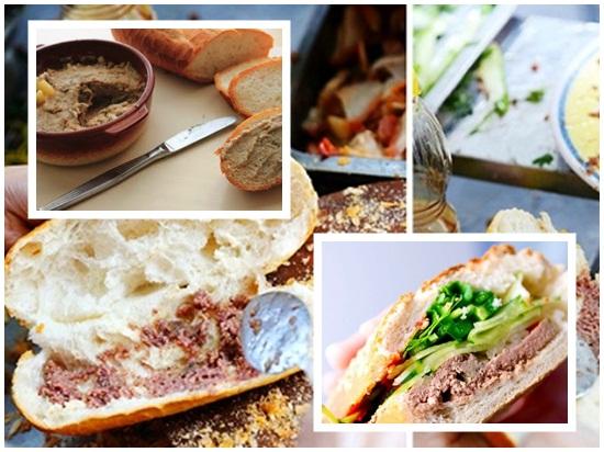 Cách làm bánh mì pate hình 5
