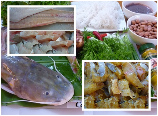 Cách làm chả cá lăng hình 3