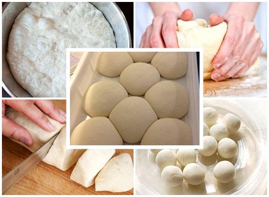 Cách ủ bột làm bánh bao hình 3