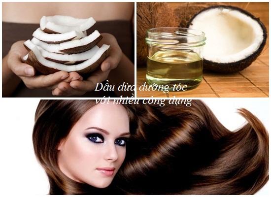 Dầu dừa hay dầu oliu dưỡng tóc tốt hơn hình 2