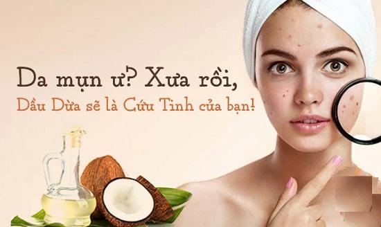 Dưỡng da với dầu dừa hình 3