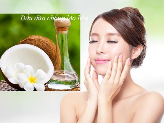 Dưỡng da với dầu dừa hình 4