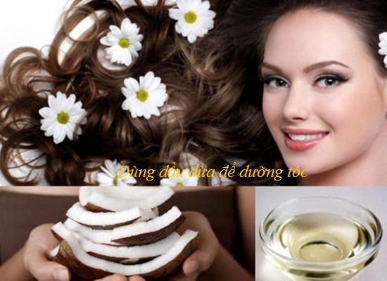 Các công dụng làm đẹp với dầu dừa hình 2