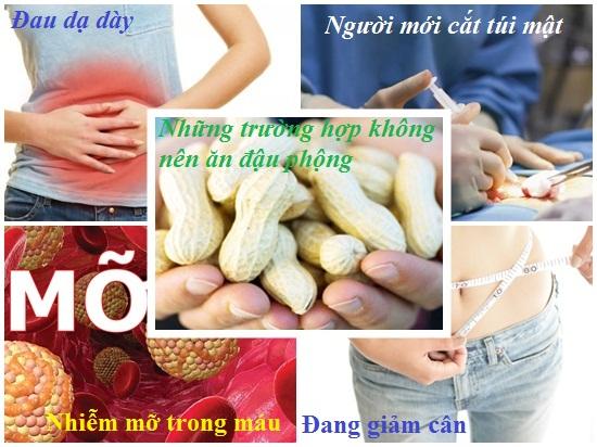 ăn nhiều đậu phộng có tốt không hình 3