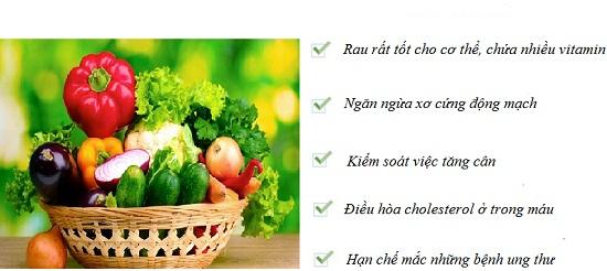 Ăn nhiều rau có tốt không hình 2