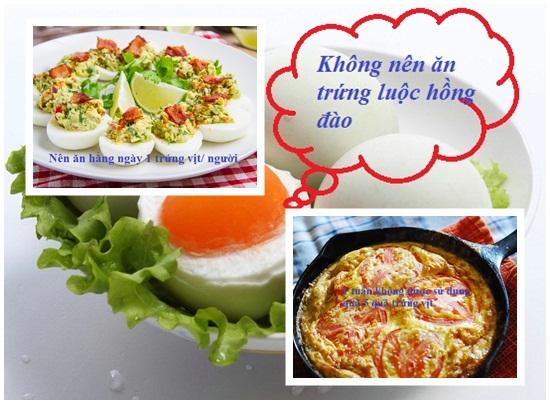 Ăn trứng vịt nhiều có tốt không hình 3