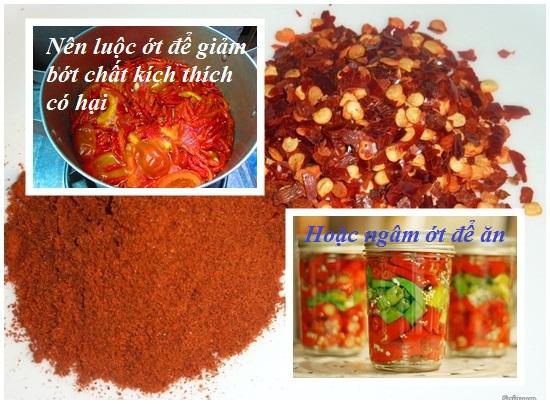 Ăn nhiều ớt có tốt không hình 4