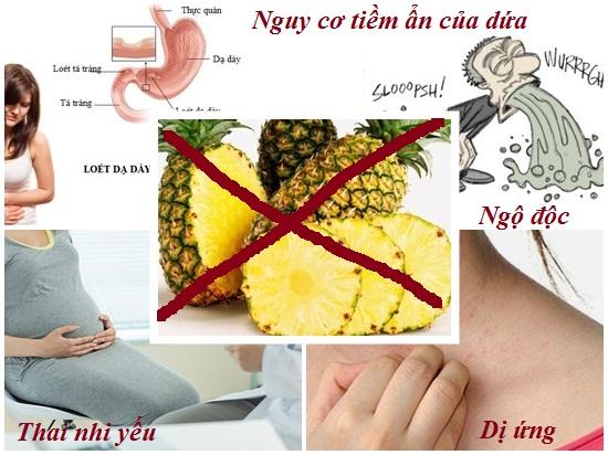 ăn thơm nhiều có tốt không hình 3
