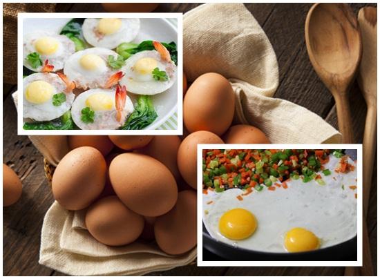 Ăn trứng gà nhiều có tốt không hình 1