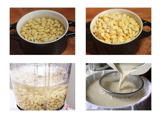 Cách làm đậu hủ nước đường hình 2