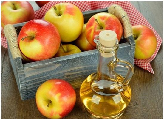 cách làm giấm táo hình 1