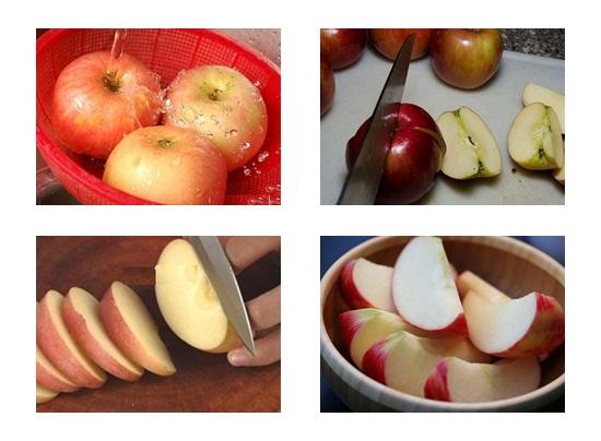 cách làm giấm táo hình 2