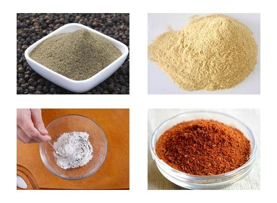 Bắt đầu chế biến ớt bột hàn quốc
