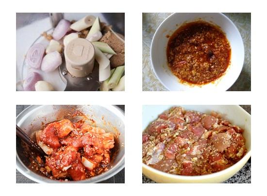Cách ướp thịt heo nướng hình 3