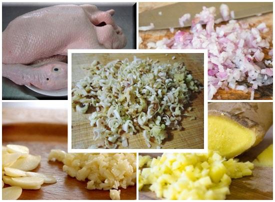 Cách ướp vịt nướng hình 3