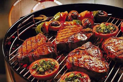 thịt nướng BBQ - Giaruou.vn