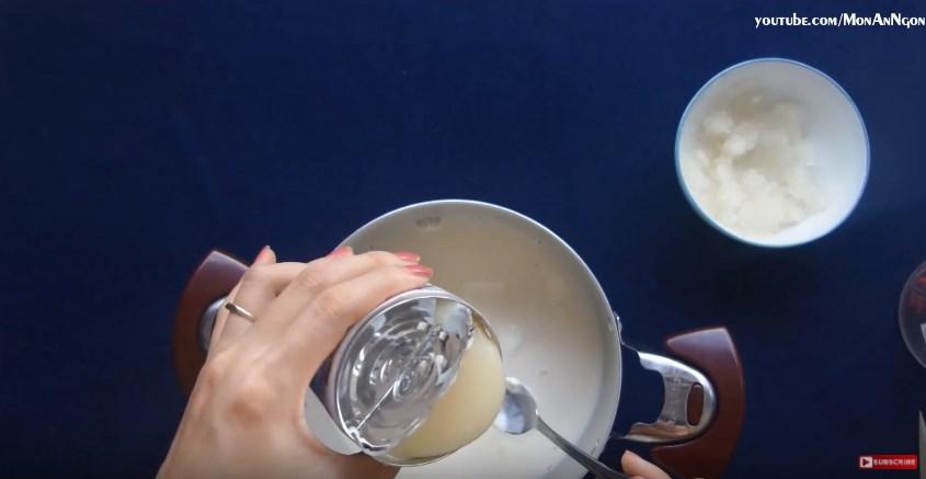 Cách nấu sữa chua dẻo với bột rau câu tại nhà dễ dàng và nhanh không cần bột gelatin hình 4