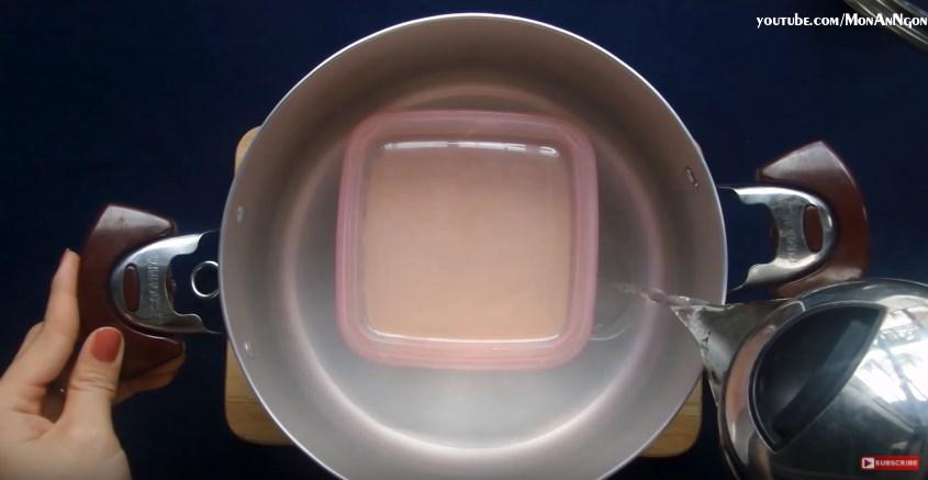 Cách nấu sữa chua dẻo với bột rau câu tại nhà dễ dàng và nhanh không cần bột gelatin hình 7