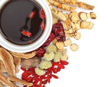 Điều trị viêm cột sống dính bằng món ăn