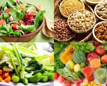 Người bị bệnh tăng bạch cầu nên ăn gì