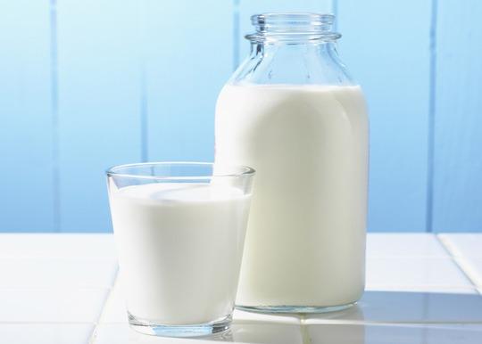 Sữa hoặc các sản phẩm làm từ sữa đặc biệt được khuyến khích sử dụng cho người bị nhược cơ