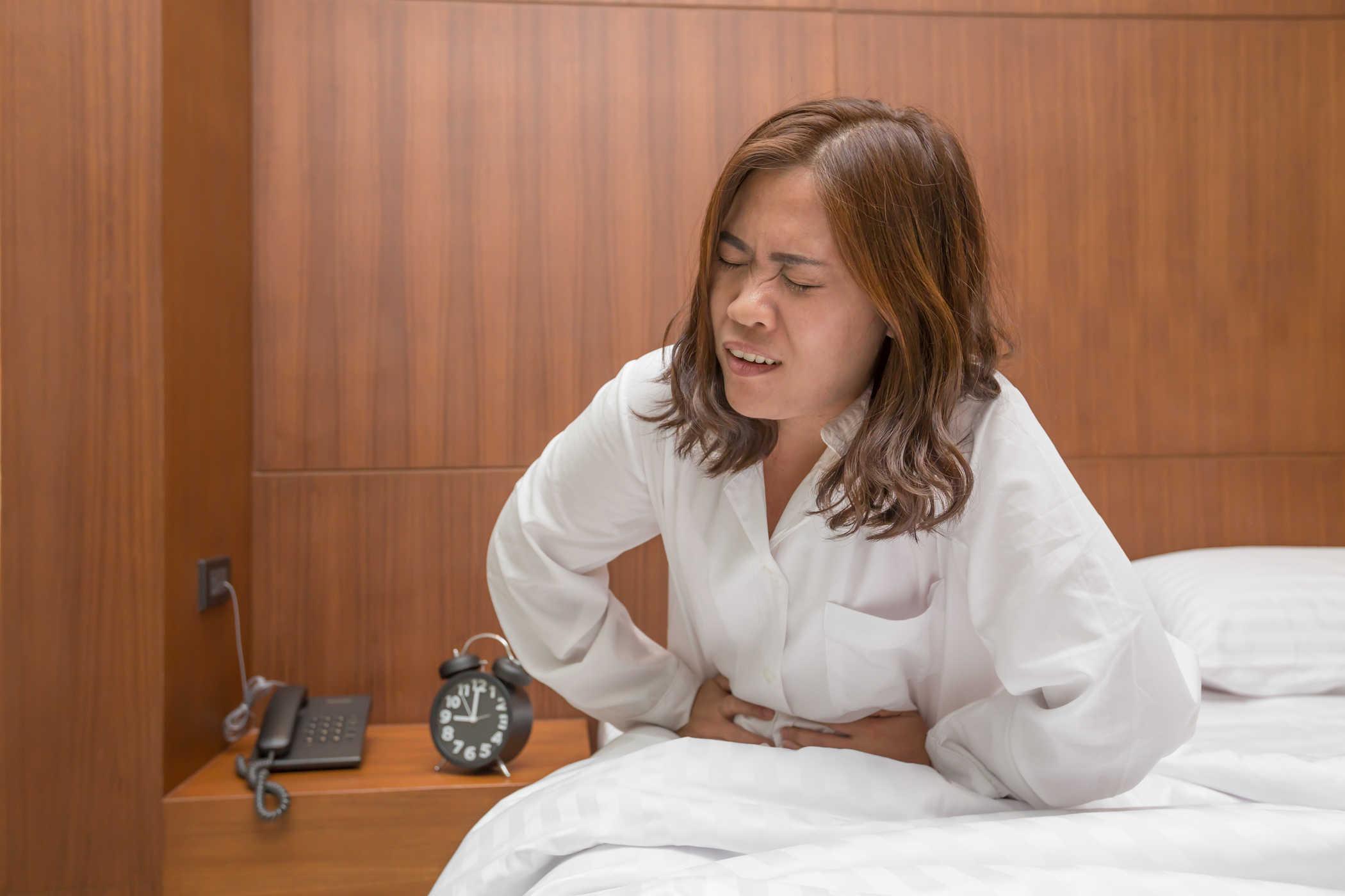 Cơn đau dữ dội khi bị viêm tụy cấp