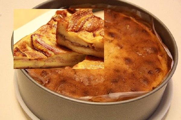cách làm bánh chuối kiểu pháp