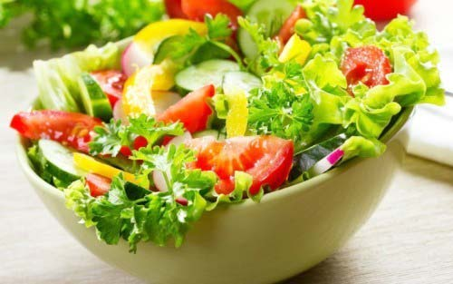 Salad rau củ quả 2