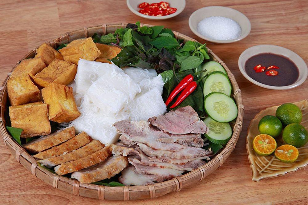 Cách làm bún đậu mắm tôm đơn giản ngon nhất đất Hà Nội | Món ngon ...