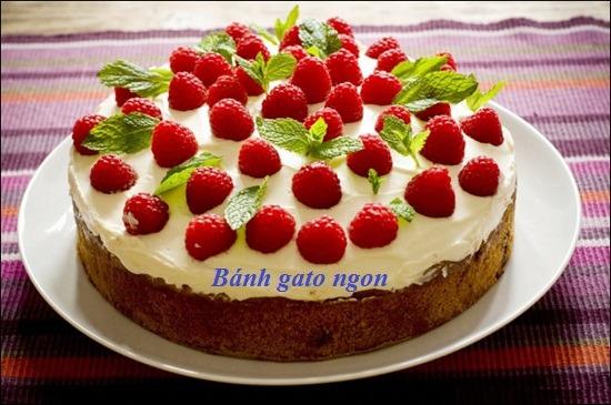 Cách làm bánh gato ngon