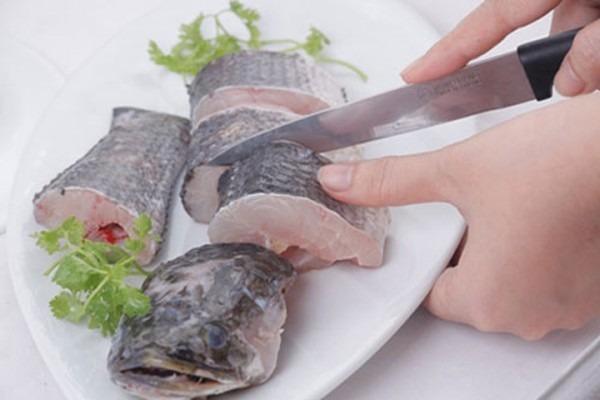 Cách làm cá lóc kho tiêu